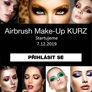 Kurz airbrush make-upu