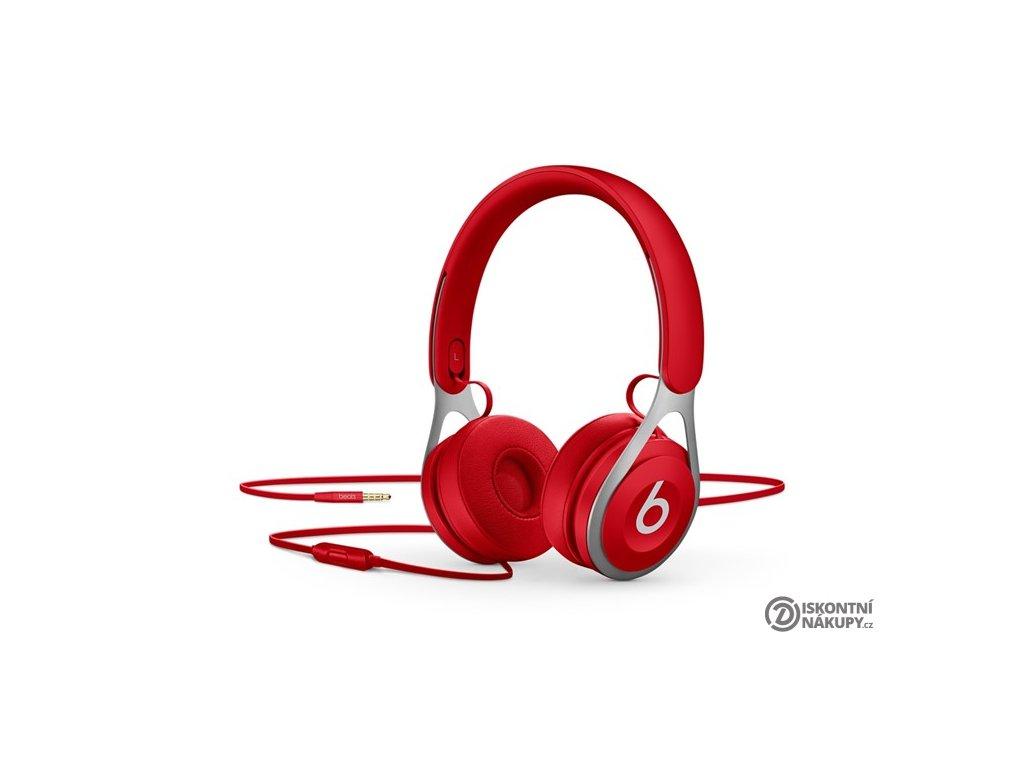 Sluchátka Beats EP On-Ear červená  Vráceno ve 14ti denní lhůtě