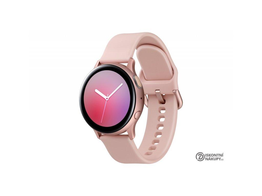 Chytré hodinky Samsung Galaxy Watch Active2 40mm růžové  Vráceno ve 14ti denní lhůtě