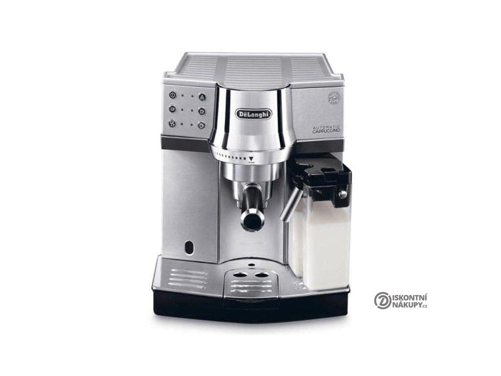 Espresso DeLonghi EC850 nerez  Odzkoušeno - Vráceno - Kosmetické oděrky - oprava v autorizovaném servisu