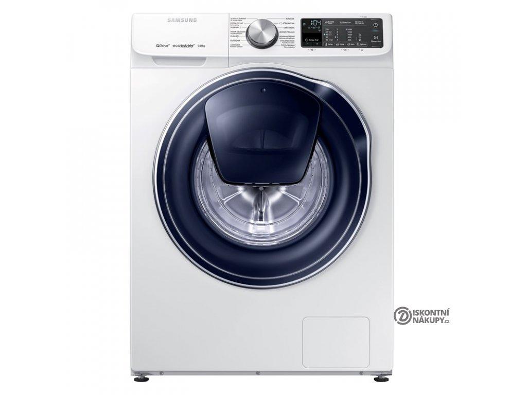 Pračka Samsung Quick Drive™ WW90M649OPM/ZE bílá  SAMWW90M649OPMZE