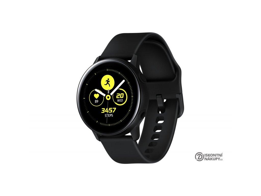 Chytré hodinky Samsung Galaxy Watch Active černá