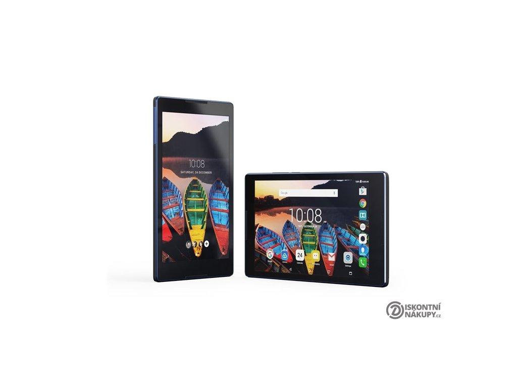 Dotykový tablet Lenovo TAB3 8 LTE černý  Vráceno ve 14i denní lhůtě