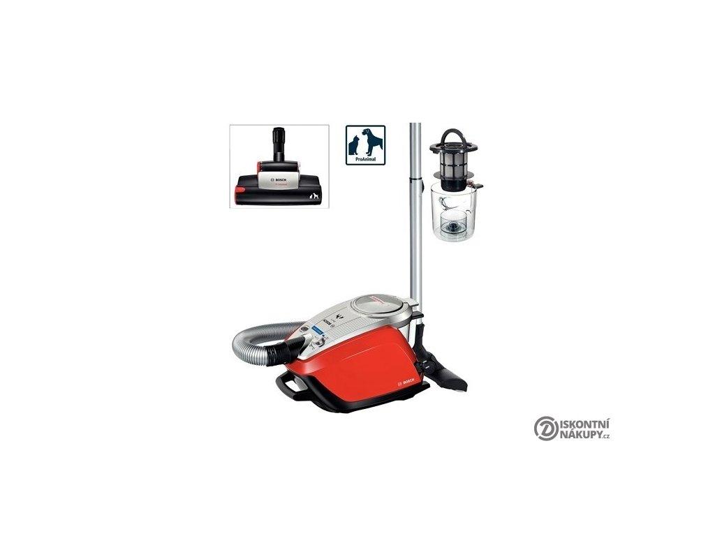 Podlahový vysavač Bosch Zoo'o ProAnimal BGS5335  Nepoužito - Rozbaleno - Poškozená krabice