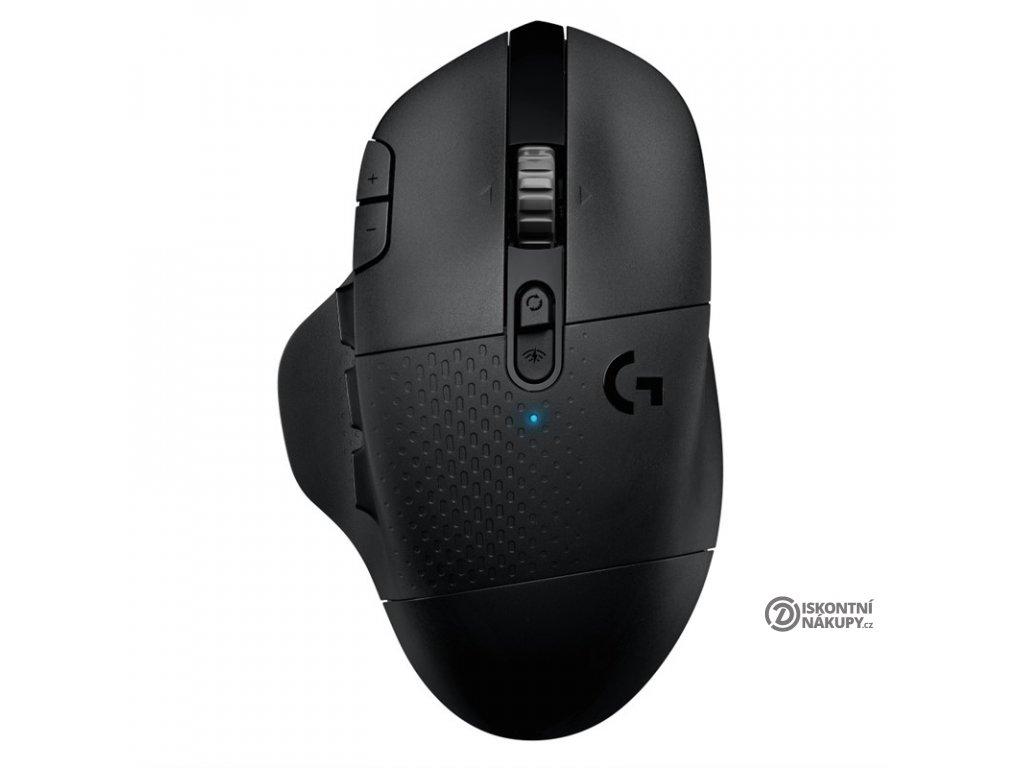 Myš Logitech Gaming G604 Lightspeed Wireless černá  Vráceno ve 14ti denní lhůtě