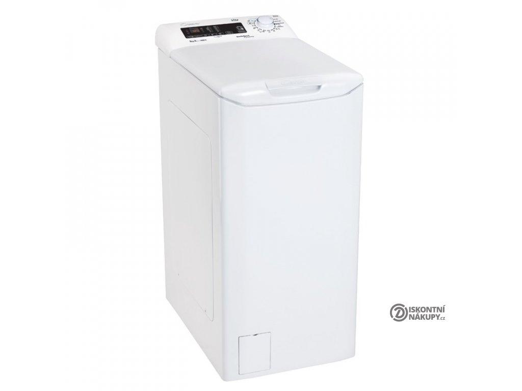 Pračka Candy Grand´O Vita CVST G384DM-S bílá  Z výroby oděrka - Malá def.plechu - Nepoužito