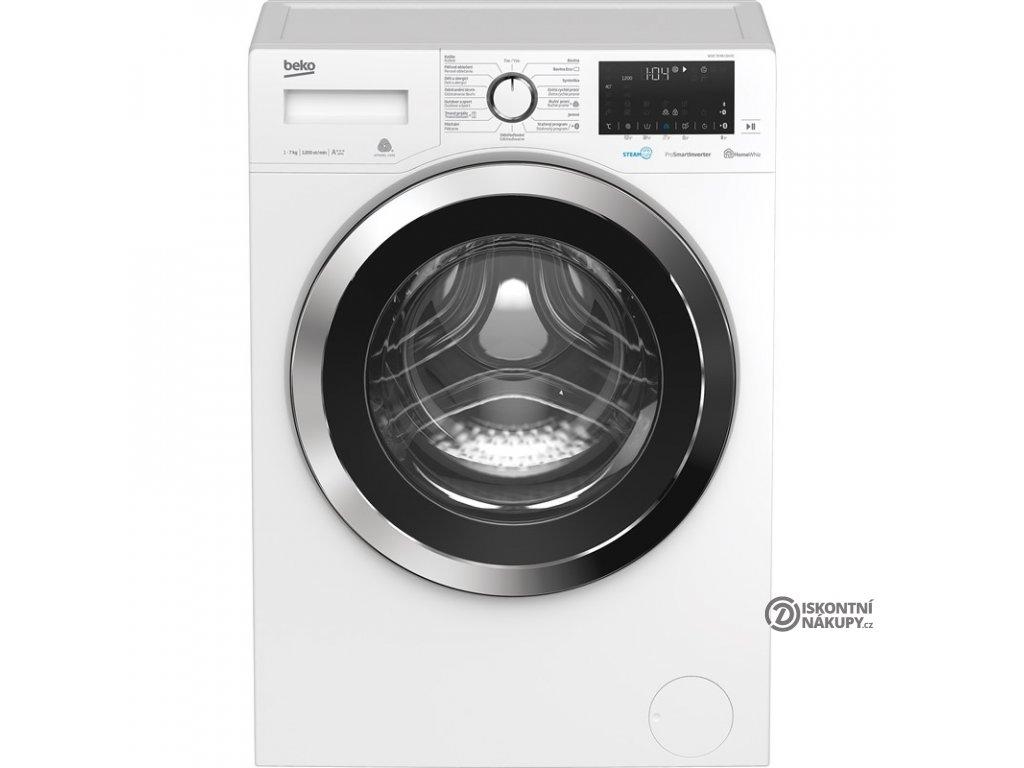 Pračka Beko Superia WUE 7636 CS X0C bílá  nepoužito-rozbaleno