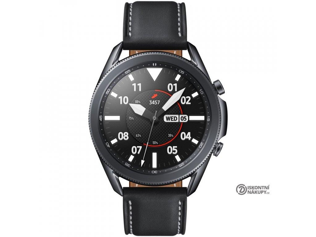Chytré hodinky Samsung Galaxy Watch3 45mm černé  SAMSMR840NZKAEUE