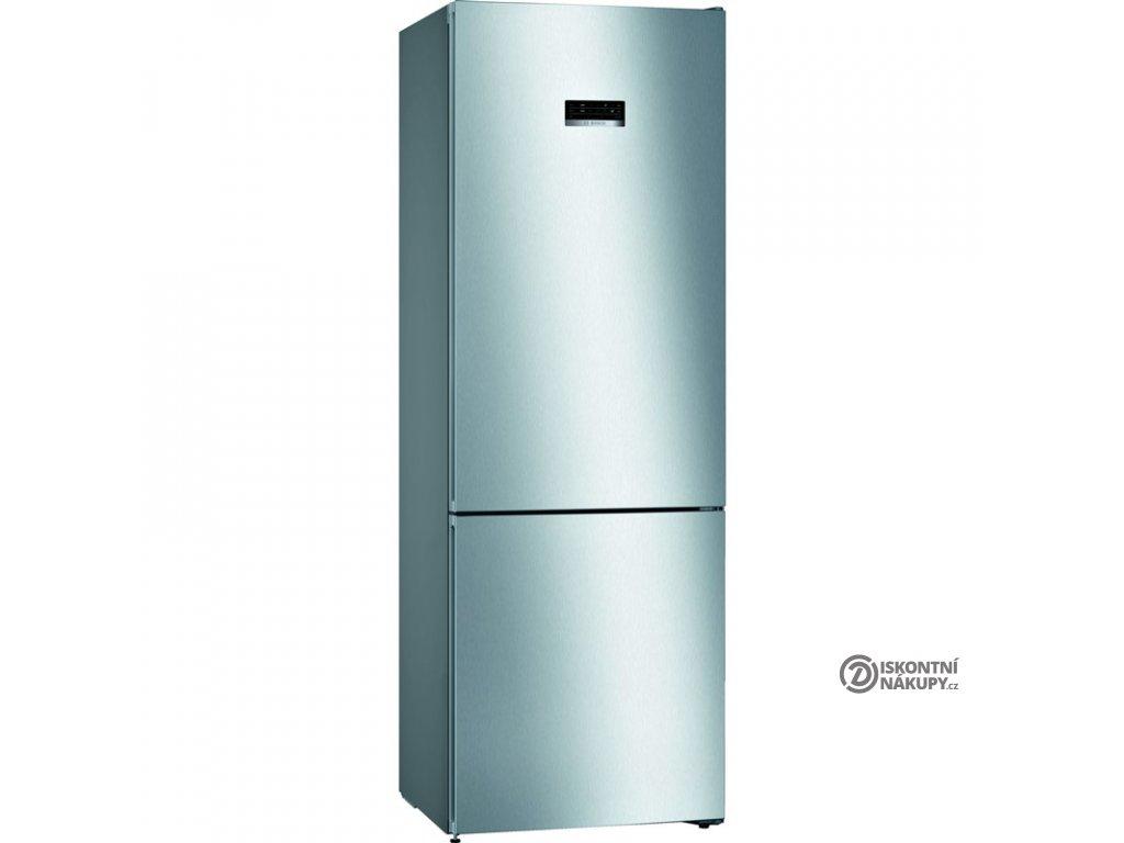 Chladnička s mrazničkou Bosch Serie | 4 KGN49XIEA nerez  nepoužito-rozbaleno