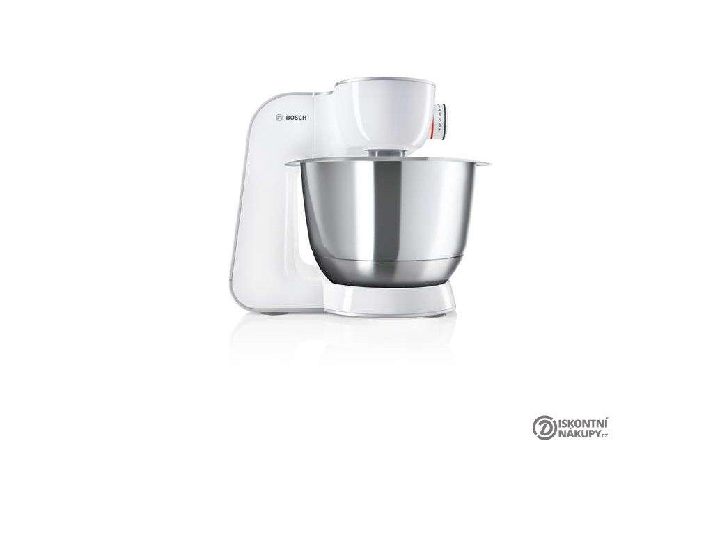 Kuchyňský robot Bosch CreationLine MUM58259 bílý  Nepoužito - Vystaveno - Poškozená krabice