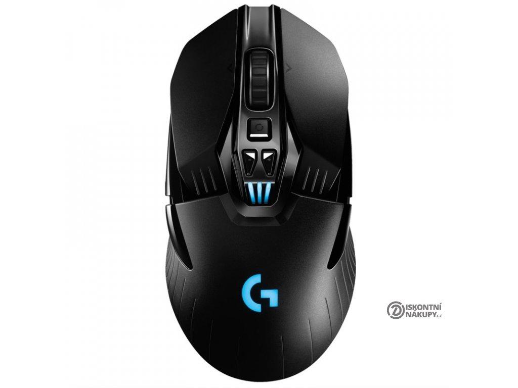 Myš Logitech Gaming G903 Lightspeed Wireless černá (/ optická / 6 tlačítek / 12000dpi)  Vráceno ve 14ti denní lhůtě