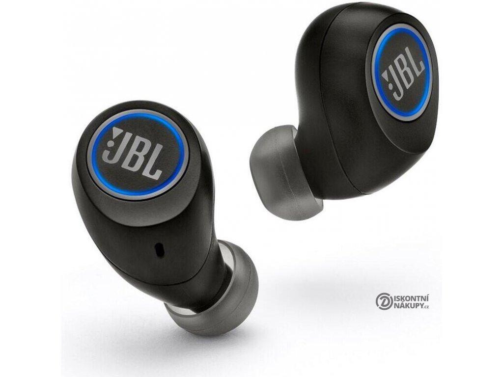 jbl free bt black