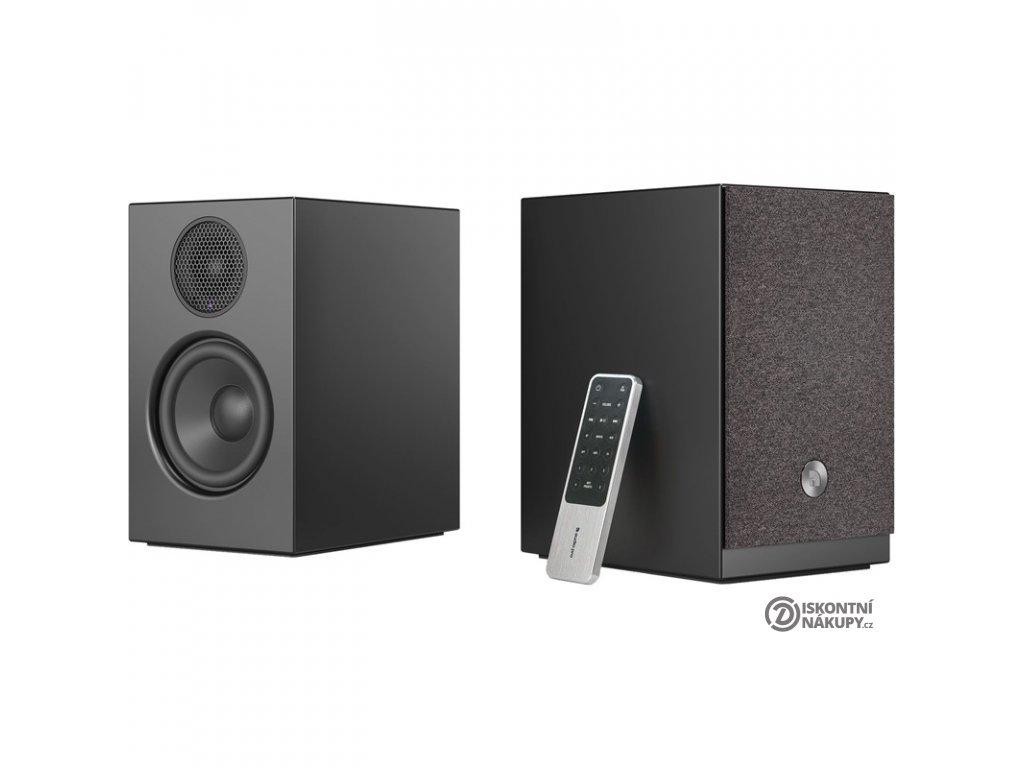 Reproduktory Audio Pro A26, 2 ks černé  POSKOZENY OBAL - VYSTAVENO