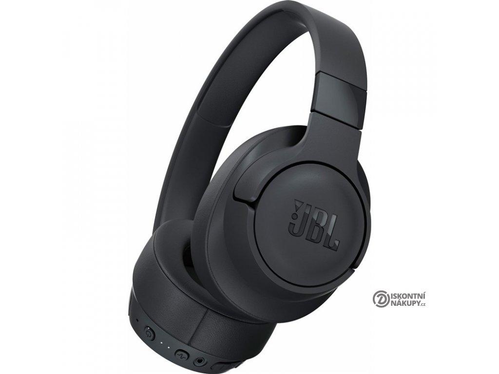 Sluchátka JBL Tune 750BTNC černá  Vráceno ve 14ti denní lhůtě