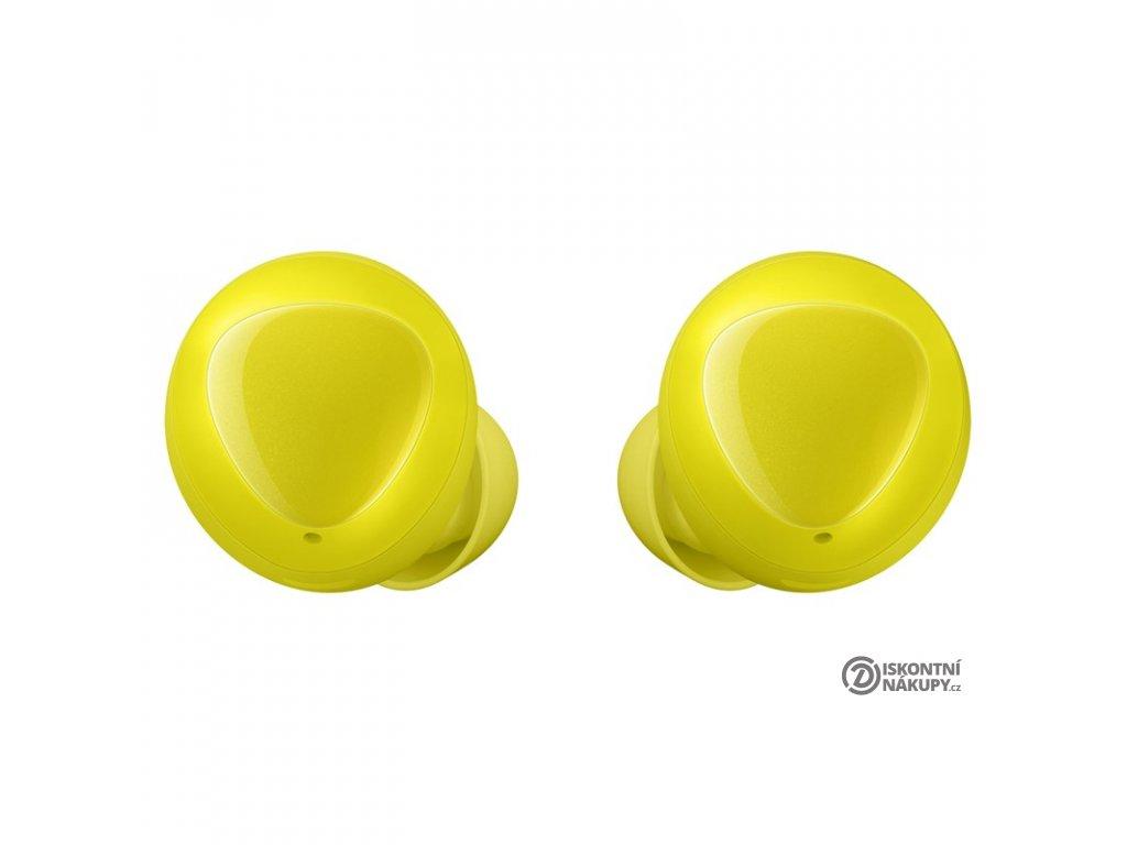 Sluchátka Samsung Galaxy Buds žlutá  samsmr170nzyaxez