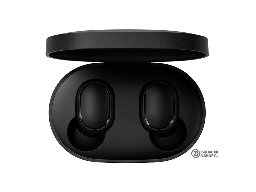 Sluchátka Xiaomi Mi True Wireless Earbuds Basic černá  xom23579