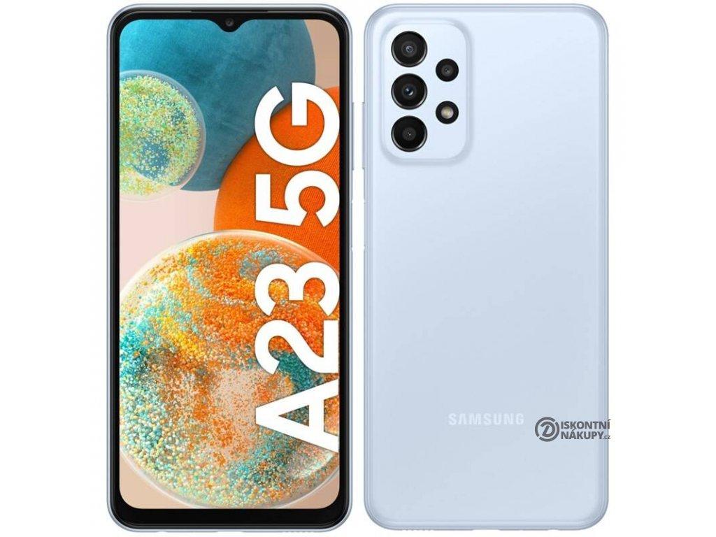 Mobilní telefon Samsung Galaxy A31 modrý  samsma315gzbueue