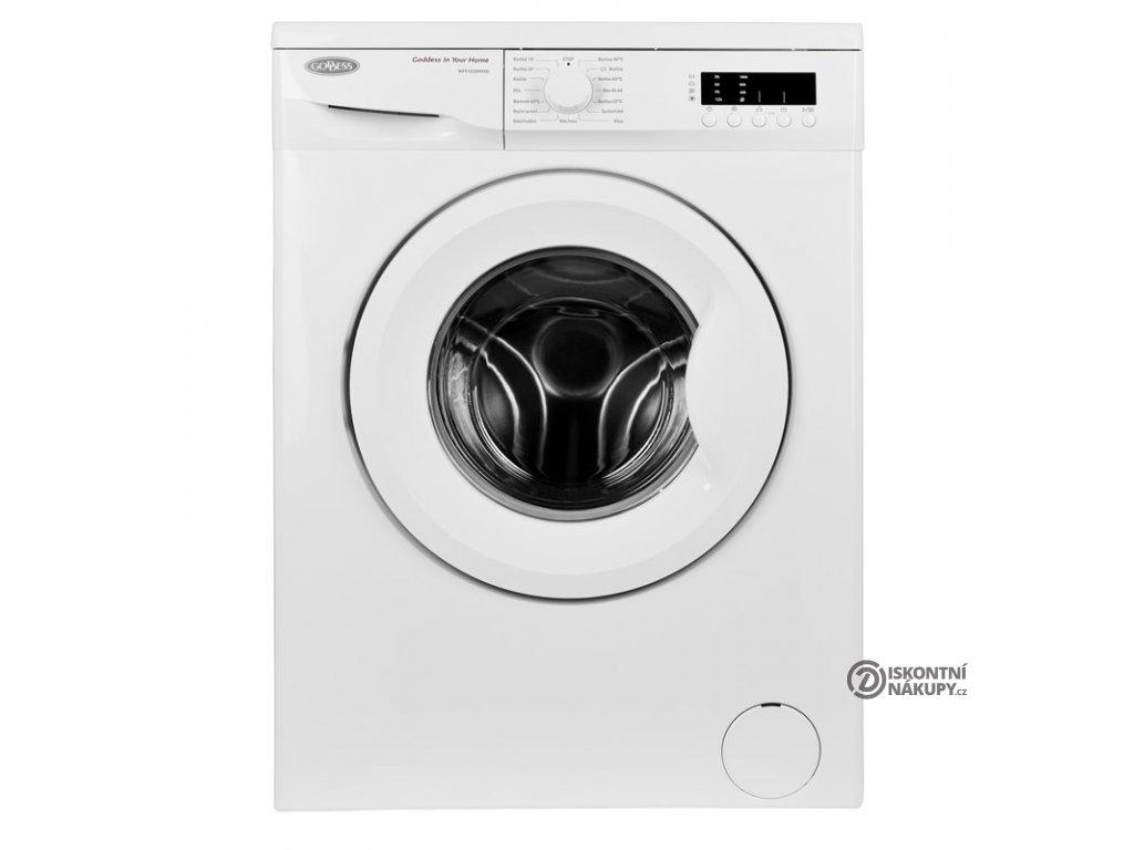 Pračka Goddess WFE1035M9SD bílá  Nepoužito - Rozbaleno