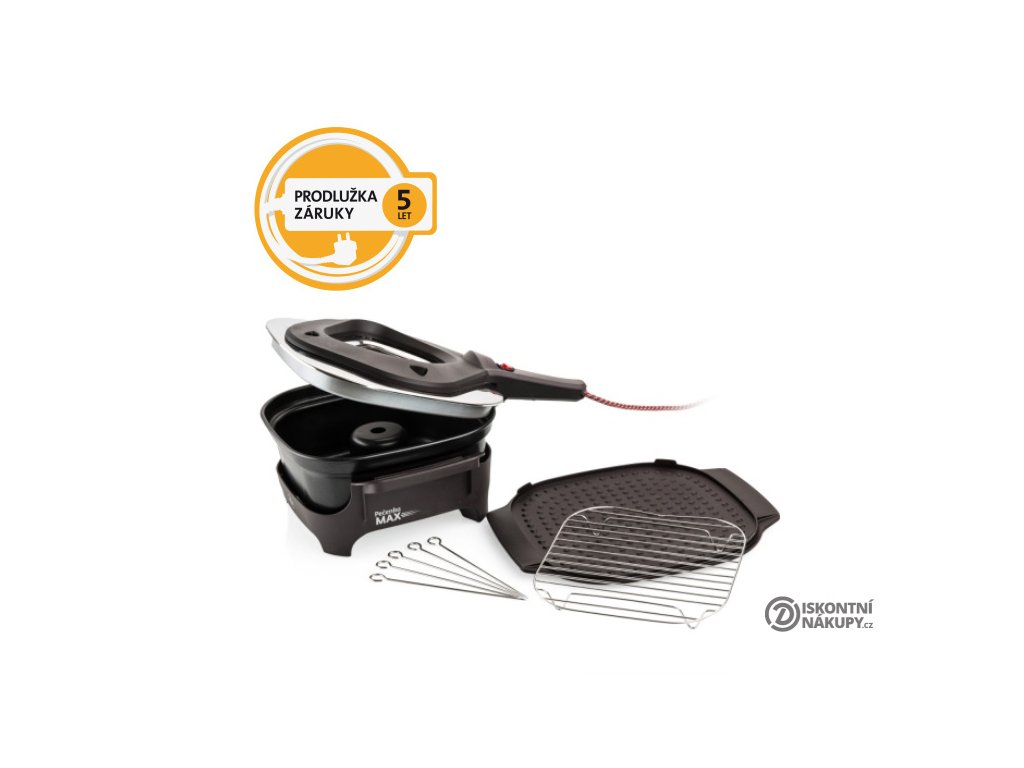 Elektrický pečící hrnec ETA Pečenka MAX 0133 90010  Nepoužito - Vystaveno - Poškozená krabice - Kosm.oděrky víko