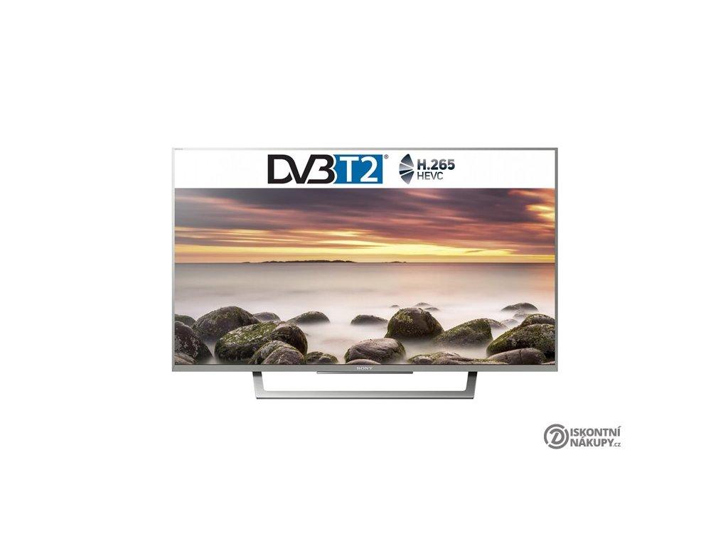 Televize Sony KDL-32WD757 stříbrná  sonkdl32wd757saep