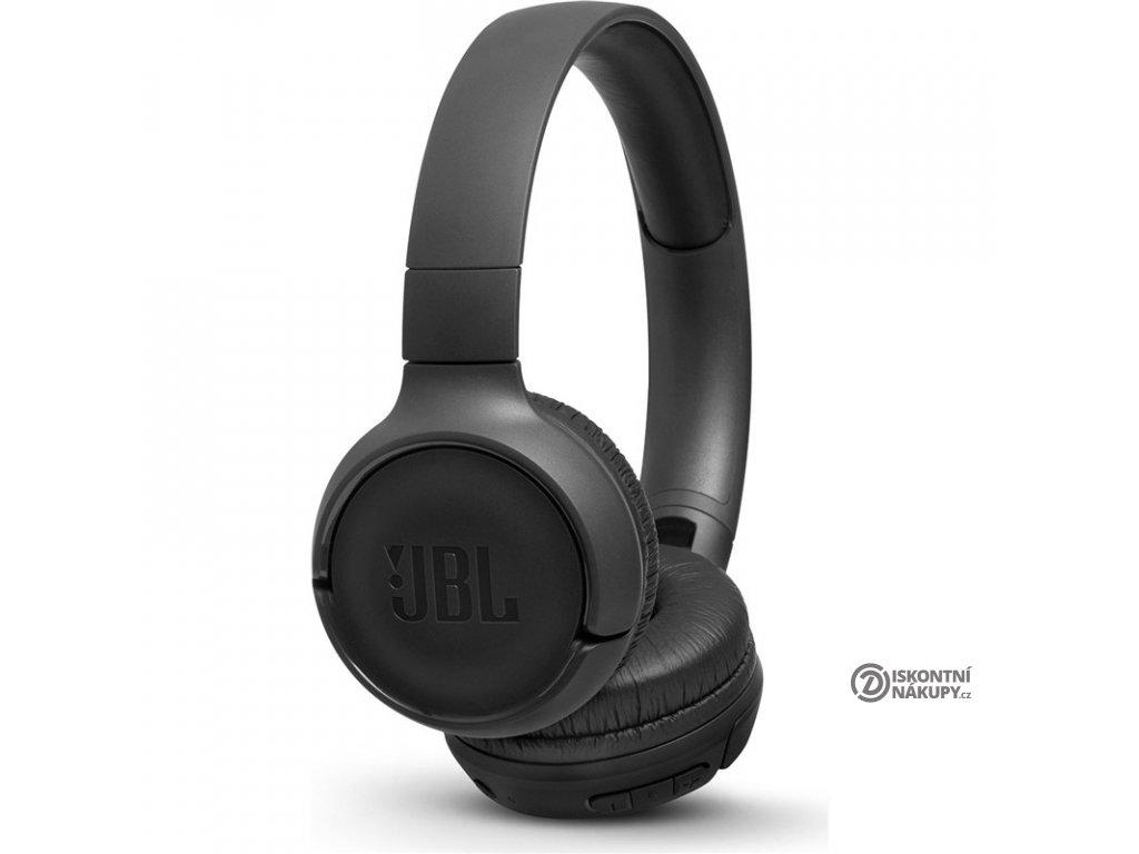 Sluchátka JBL Tune 500BT černá  Poškozený obal - Vystaveno