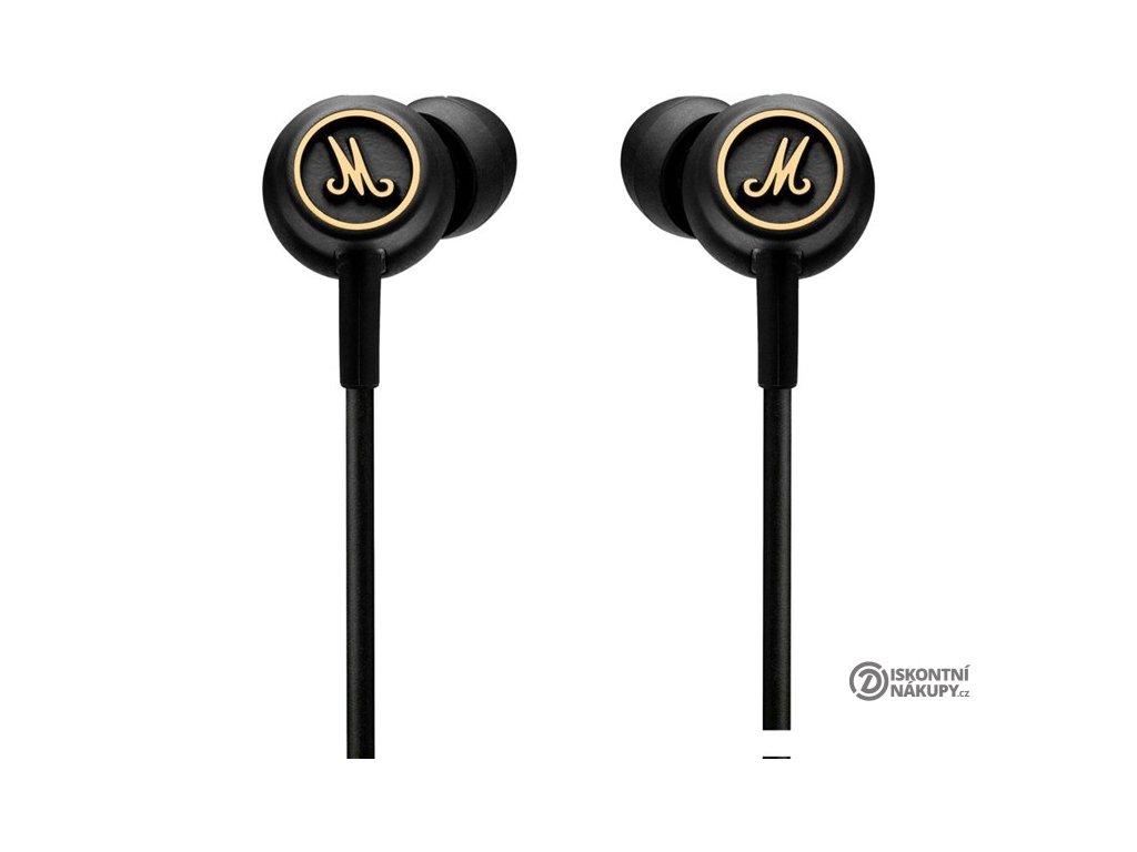Sluchátka Marshall Mode EQ černá  Vráceno ve 14ti denní lhůtě