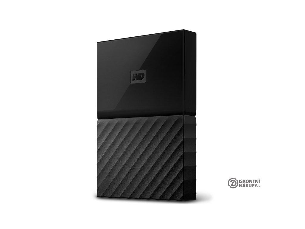 "Externí pevný disk 2,5"" Western Digital My Passport 1TB černý  Nový kus"