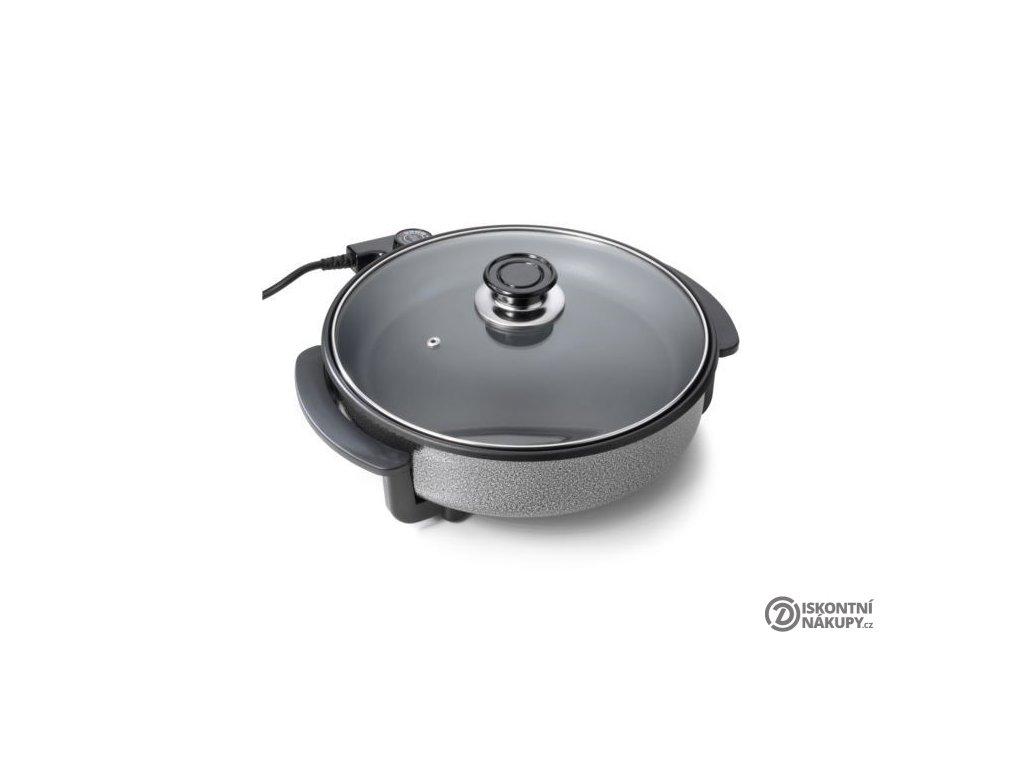 Pečicí pánev Tristar PZ-2964 černá/šedá  Nepoužito - Vystaveno - Poškozená krabice - Oděrky