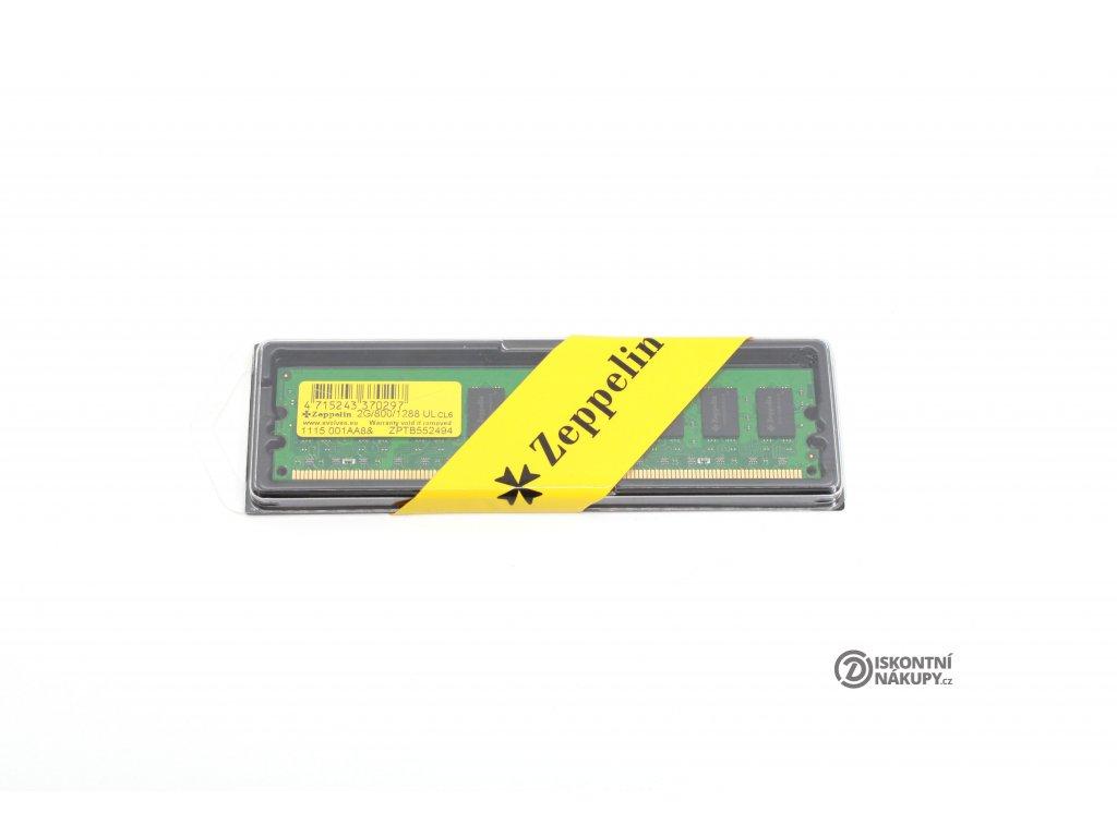 EVOLVEO Zeppelin DDR II 2GB 800 MHz CL6  nové zboží