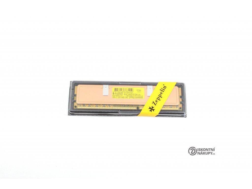 EVOLVEO Zeppelin, 8GB 1600MHz DDR3 CL11, GOLD  Nové zboží