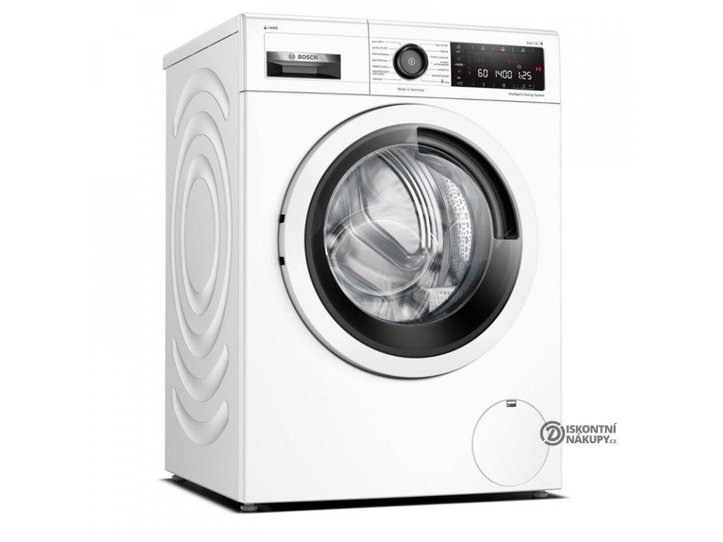Pračka Bosch Serie   8 WAV28K00CS bílá  Demont.šrouby-Díry deska-Vráceno-Odřená dvířka
