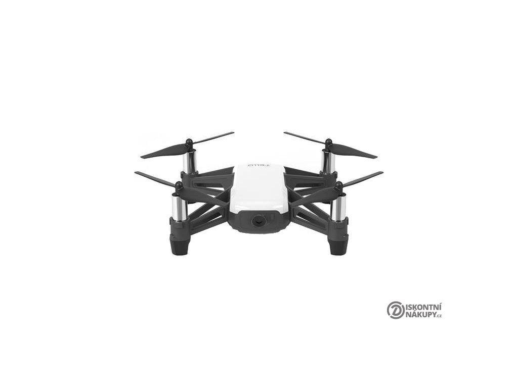 Dron Ryze Tech Tello Boost Combo černý/bílý  Vráceno ve 14ti denní lhůtě - kosmetické oděrky