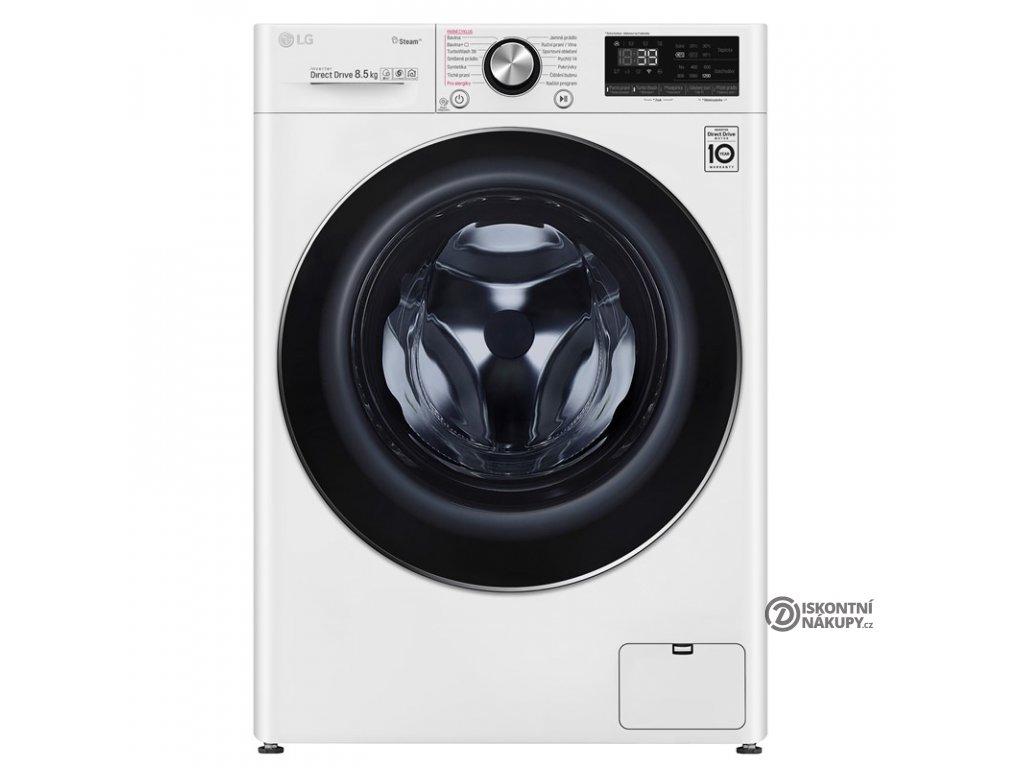 Pračka LG F2WV9S8P2 bílá  nepoužito-rozbaleno