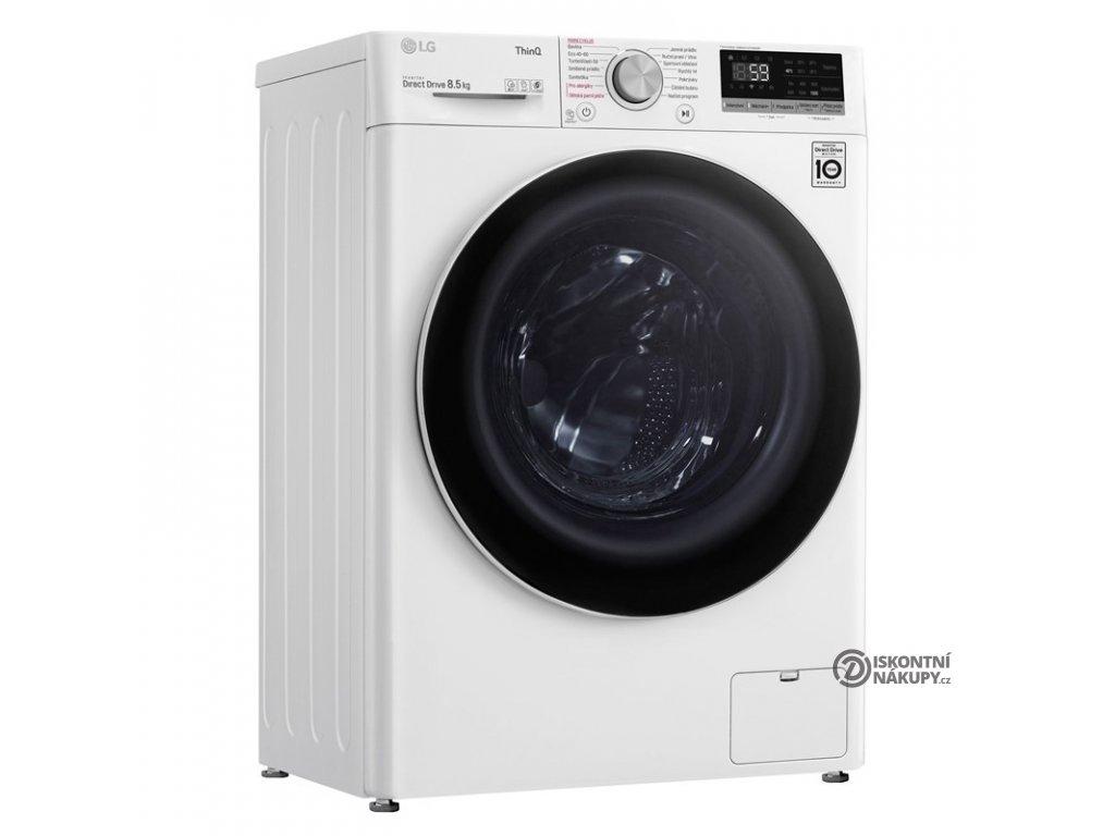 Pračka LG Vivace F28V5GY0W bílá  nepoužito-rozbaleno