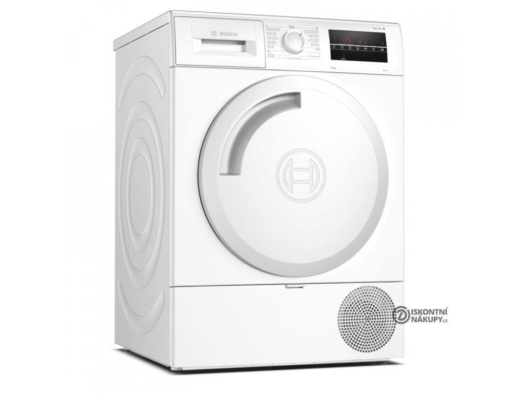 Sušička prádla Bosch Serie   6 WTR84TW0CS bílá  nepoužito-rozbaleno