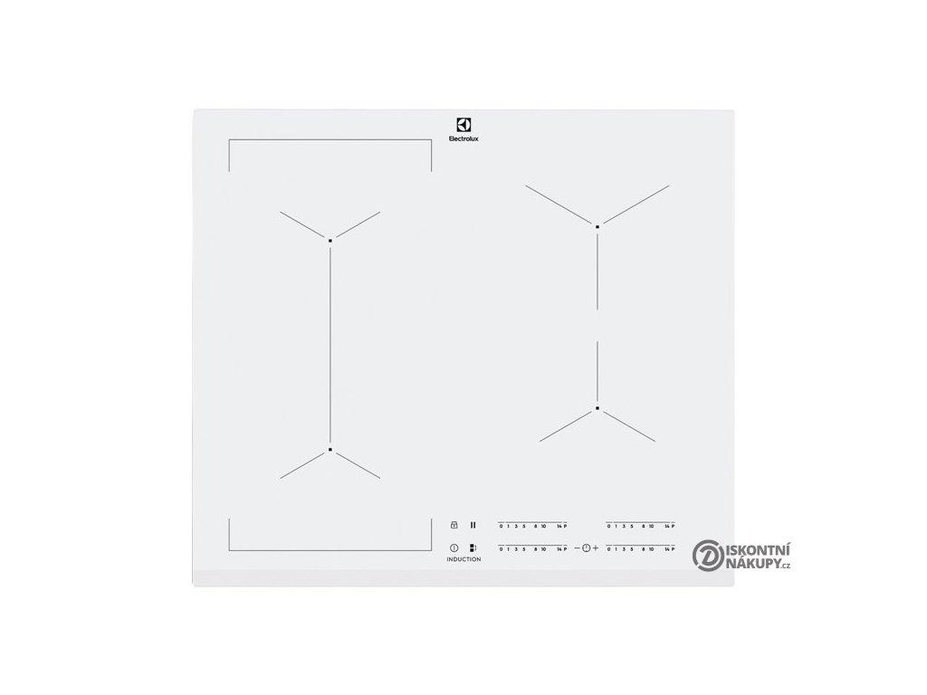 Indukční varná deska Electrolux Inspiration EIV63440BW bílá  nepoužito-rozbaleno-poškozená krabice