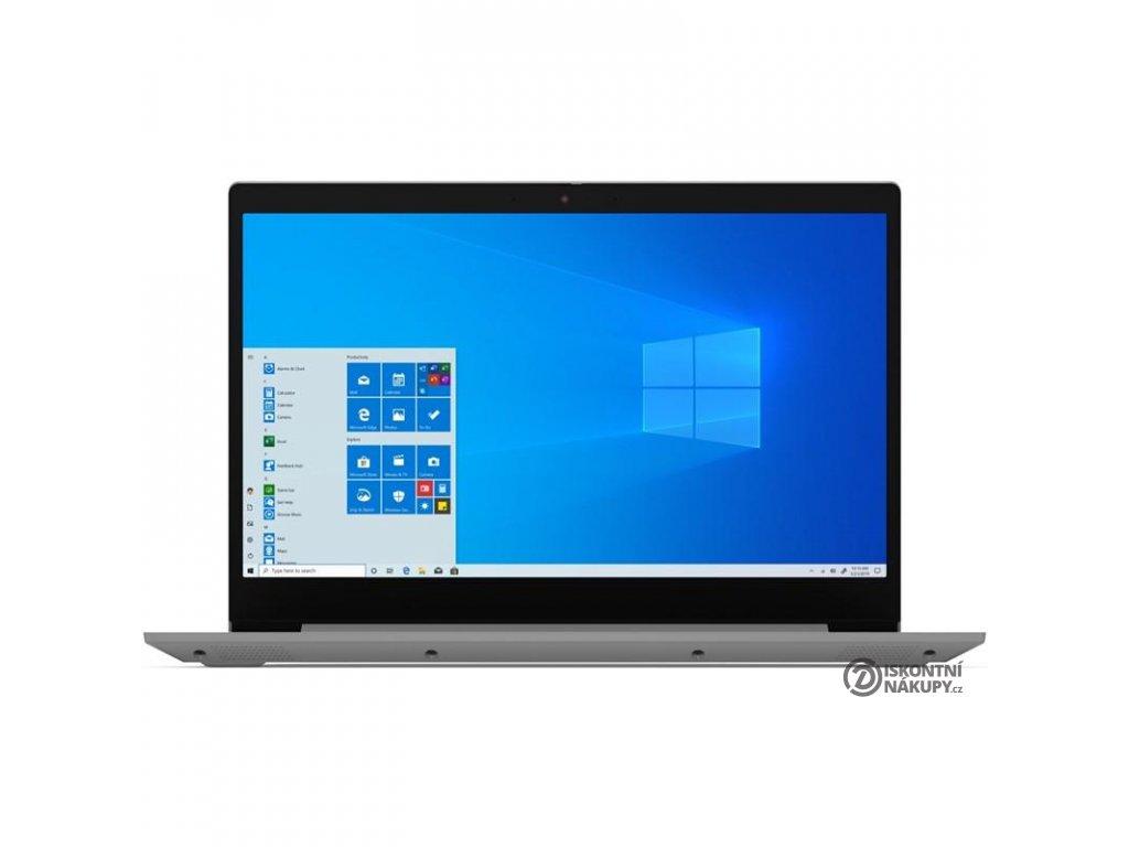 Notebook Lenovo IdeaPad 3-15ADA05 šedý (81W1009UCK)  Vráceno-náhradní obal -4hod.