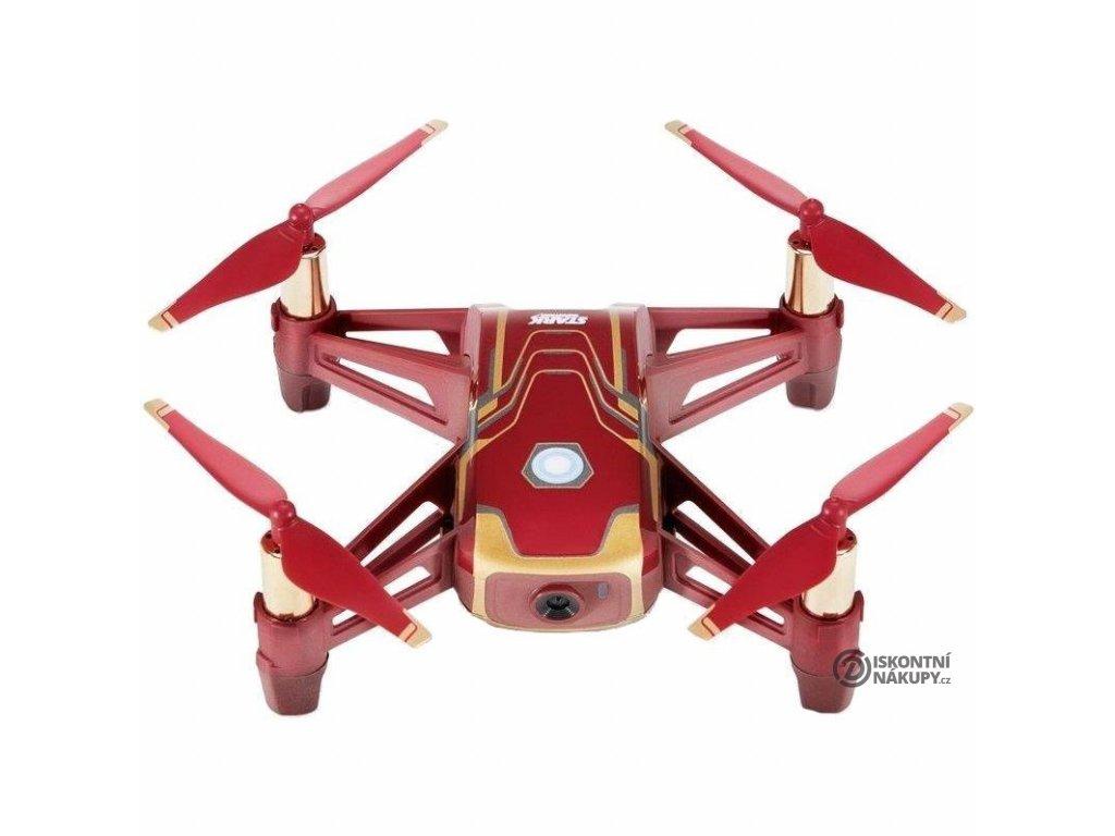 Dron Ryze Tech Tello - Iron Man Edition červený/zlatý  Vráceno ve 14ti denní lhůtě
