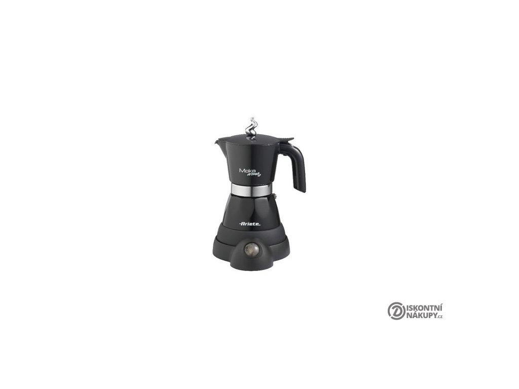 Kávovar Ariete ART 1358/11 černý  Nepoužito - Poškozená krabice - Kosmetické oděrky