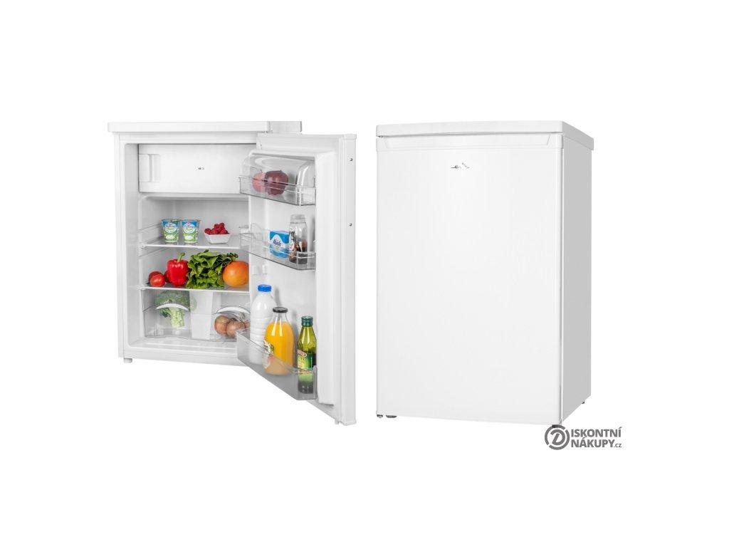 Chladnička ETA 236790000F bílá  nepoužito-na levé straně malá oděrka
