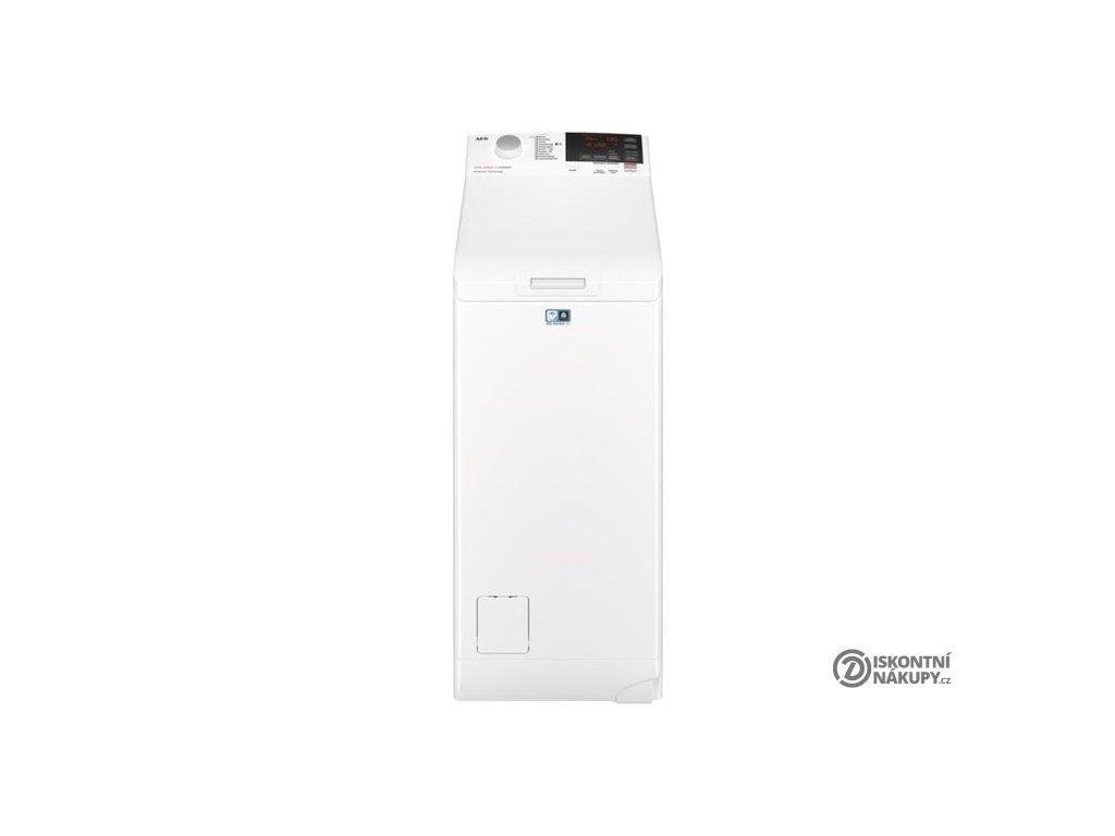 Pračka AEG ProSense™ LTX6G371C bílá  Vystaveno - oděrky na displeji - oděrky barvy - nepoužito
