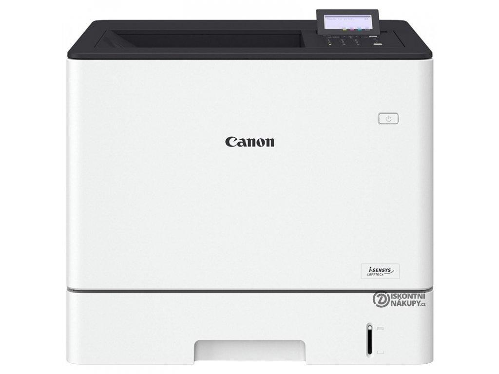 Tiskárna laserová Canon i-SENSYS LBP710Cx  Vráceno ve 14ti denní lhůtě