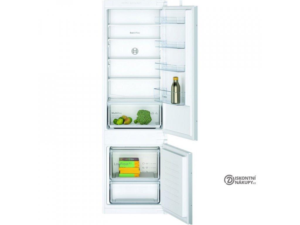Chladnička s mrazničkou Bosch Serie   2 KIV87NSF0  nepoužito-rozbaleno