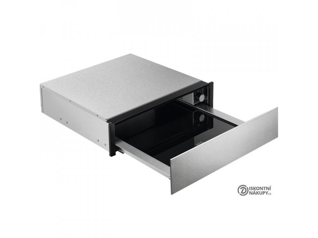 Ohřevná zásuvka AEG KDE911424M  nepoužito-rozbaleno-poškozená krabice