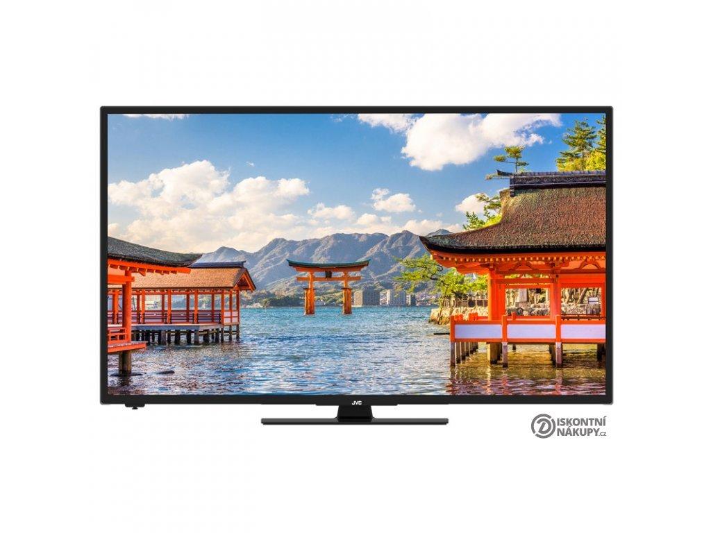 Televize JVC LT-32VF5905 černá  Vráceno - Použito - Větší oděrky na podstavci - Neoriginální krabice