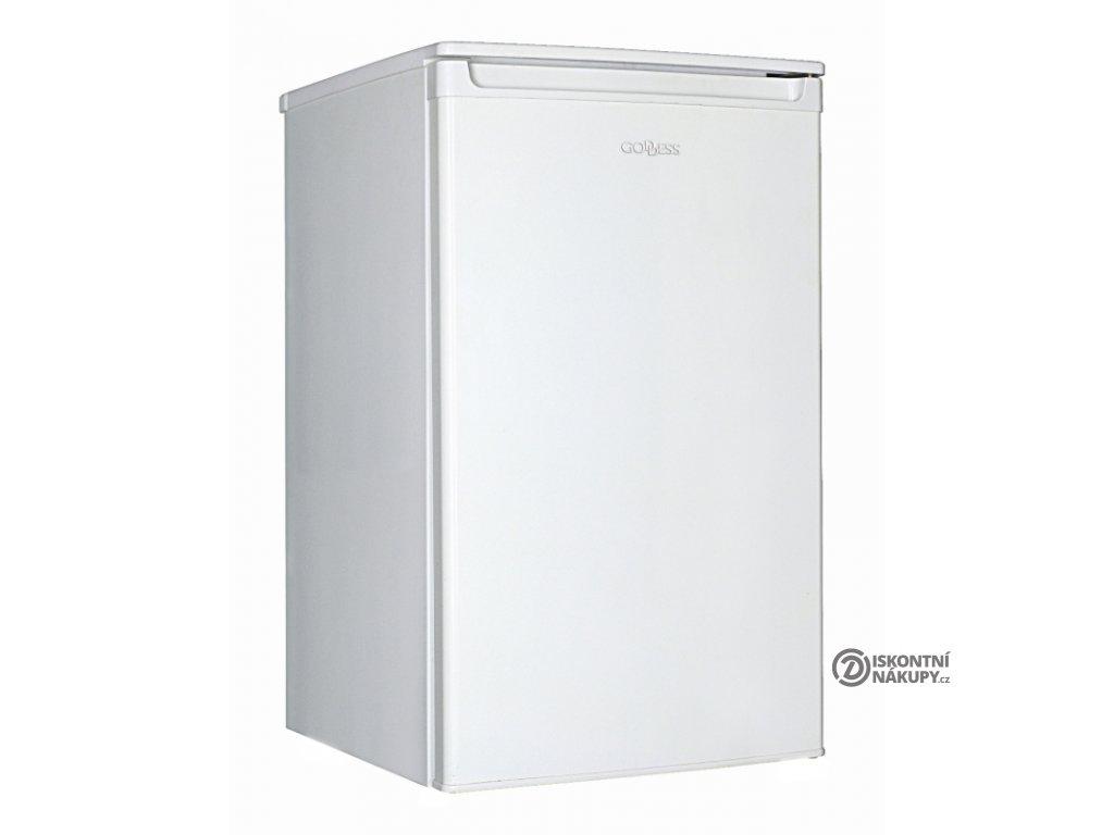 Chladnička Goddess RSC085GW8S bílá  Nepoužito - Rozbaleno