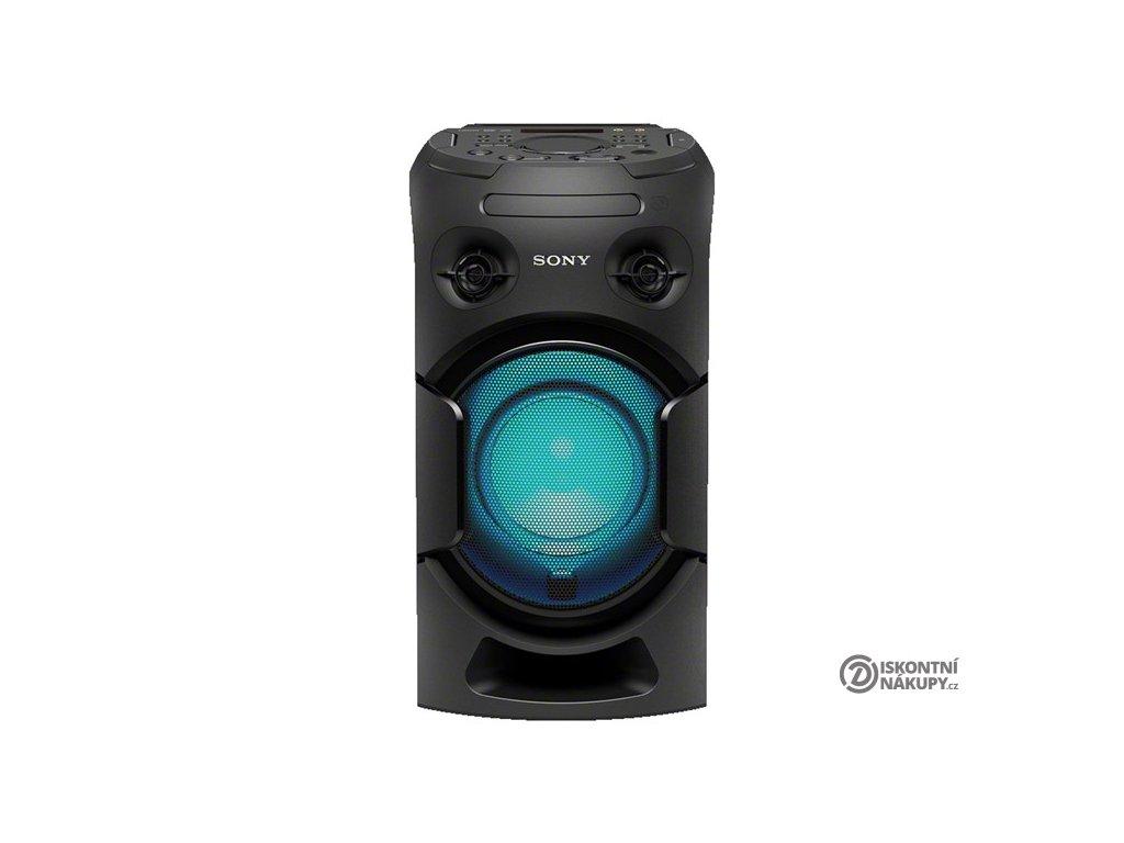 Party reproduktor Sony MHC-V21D černý  Poškozený obal - vystaveno