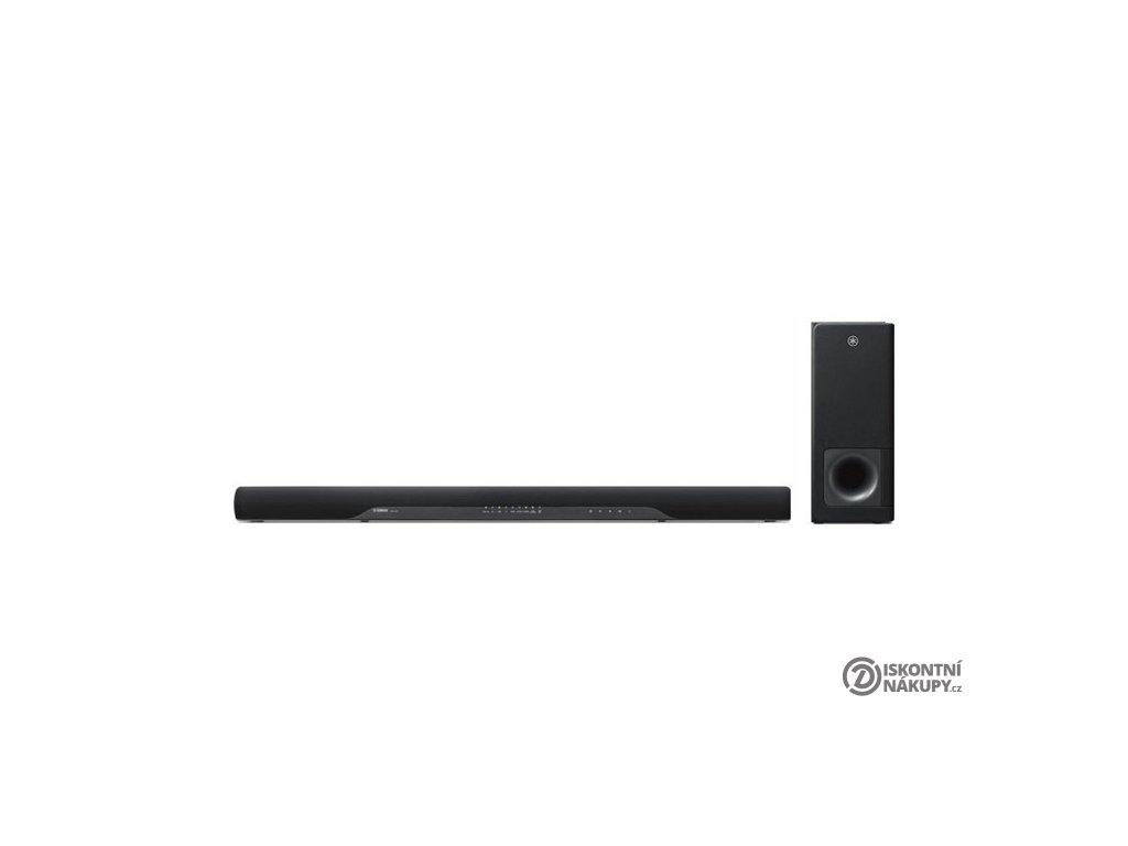 Soundbar Yamaha YAS-207 černý  Poškozený obal - vystaveno