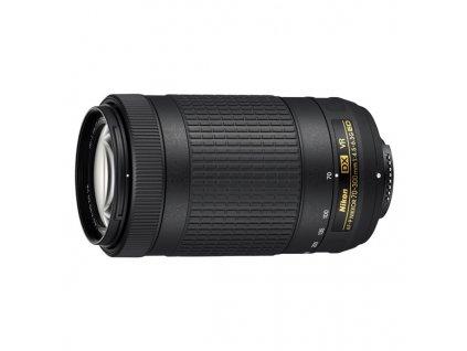 Objektiv Nikon NIKKOR 70-300 mm f/4.5-6.3G ED AF-P DX VR černý  nik70300afpdxvr