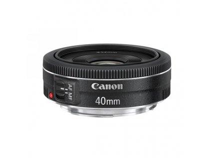 Objektiv Canon EF 40 mm f/2.8 STM  Vráceno ve 14ti denní lhůtě